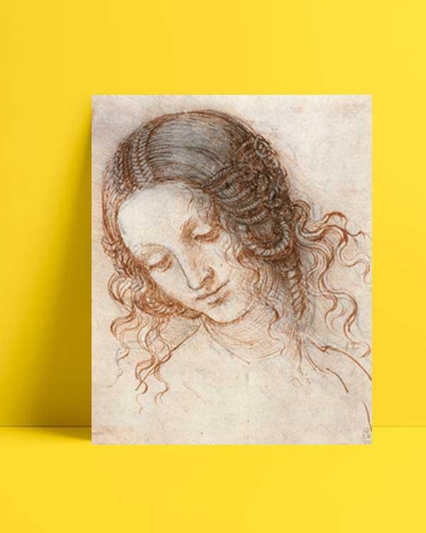 Head of Leda afiş