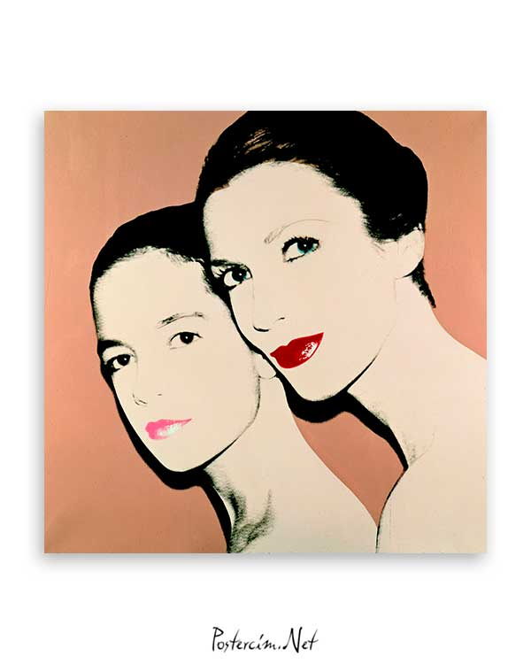 Mother-and-daughter-Tina-and-Lisa-Bilotti-poster