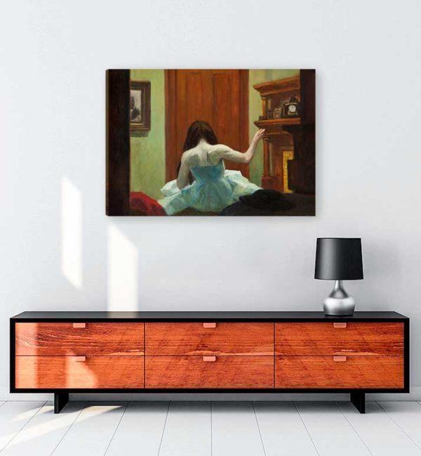 New York Interior kanvas tablo satın al