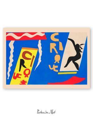 The Circus Jazz 1947 poster satın al