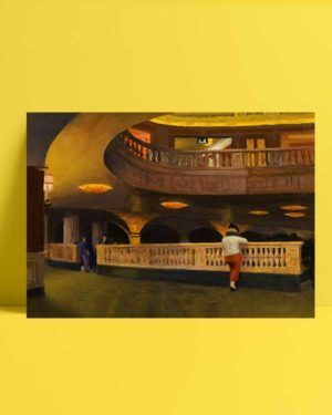 The Sheridan Theatre afiş satın al