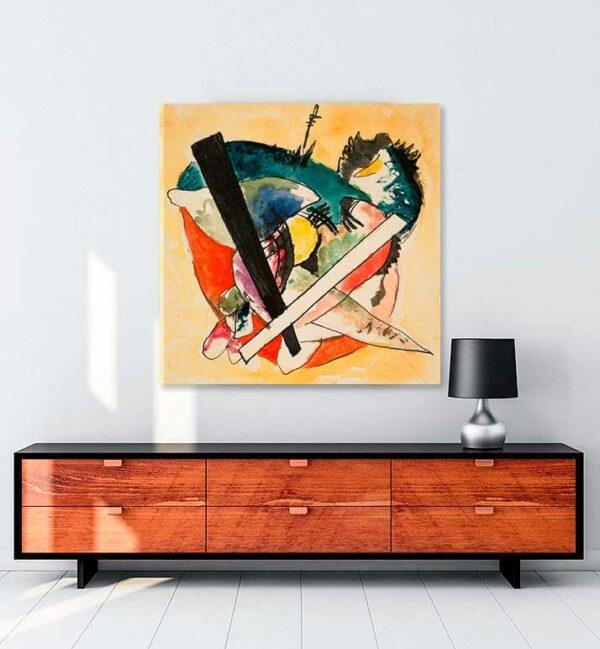 Untitled kanvas tablo satın al