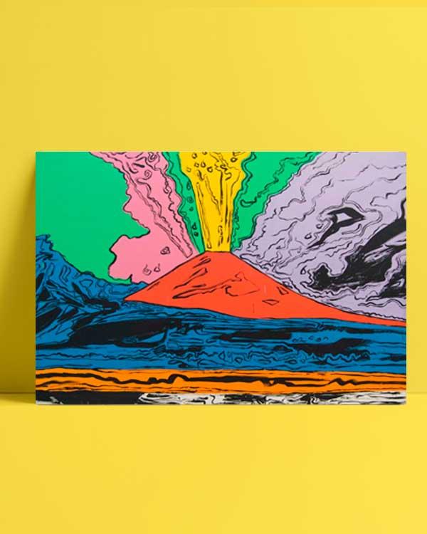 Vesuvius-afiş