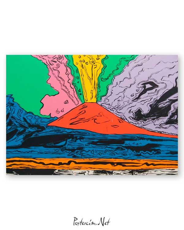 Vesuvius-poster