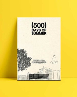 500 Days of Summer 2 film afişi satın al