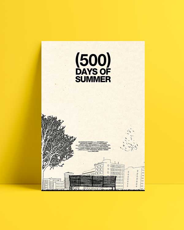 500 Days of Summer 2 film afişi satın al