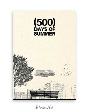 500 Days of Summer 2 poster satın al