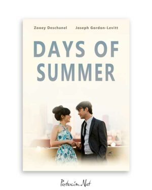 500 Days of Summer 3 poster satın al