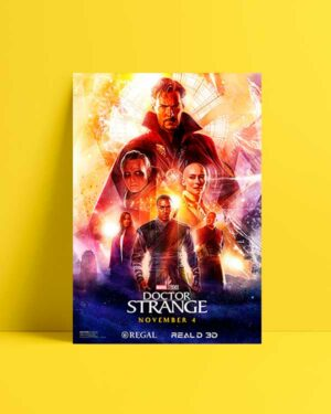 Doctor Strange 2 afiş satın al