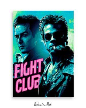 Fight Club 2 poster satın al