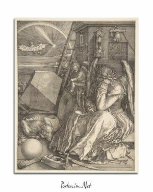 Melencolia I afişi