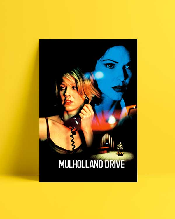 Mulholland drive 2 afiş satın al