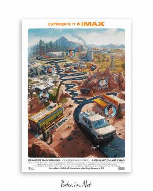 Nomadland film afişi