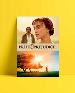 Pride and Prejudice afiş satın al