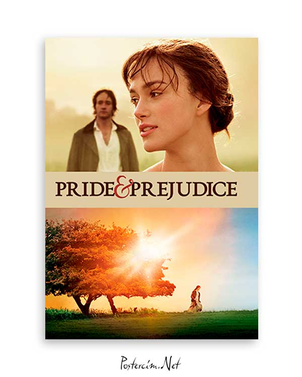 Pride and Prejudice poster satın al