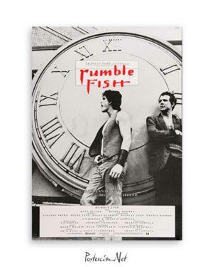 Rumble Fish poster satın al