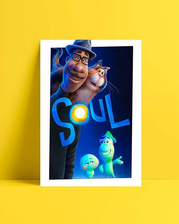 Soul 2020-2 afiş satın al