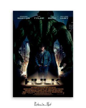The Incredible Hulk 2008 poster satın al