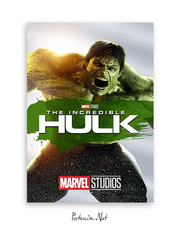 The Incredible Hulk poster satın al