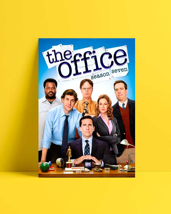 The Office afiş satın al