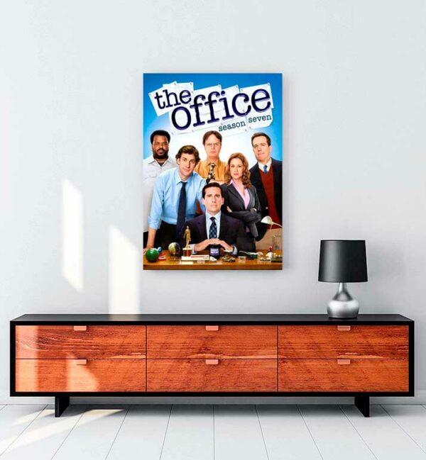 The Office kanvas tablo satın al