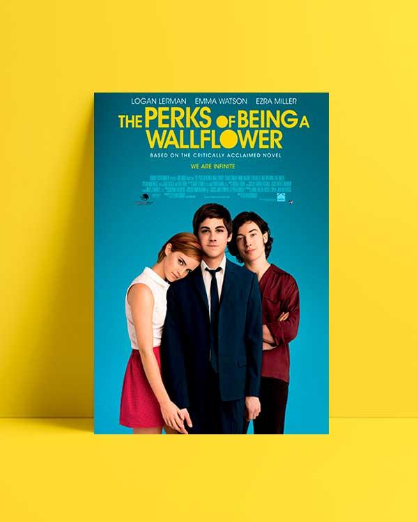 The Perks of Being a Wallflower 2 afiş satın al