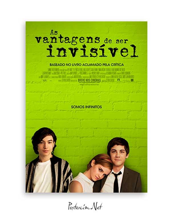 The Perks of Being a Wallflower poster satın al