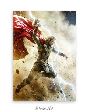 Thor poster satın al