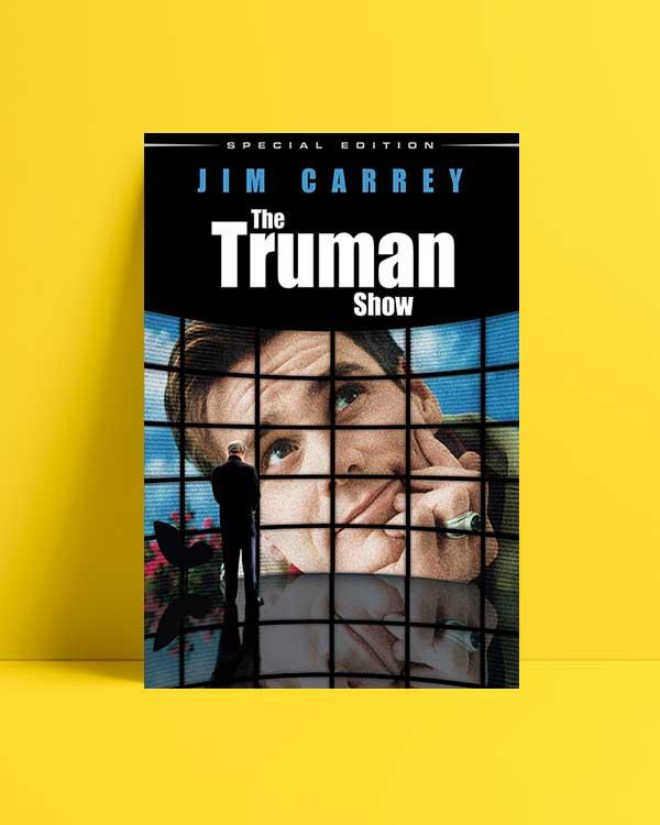 Truman Show 2 film afişi satın al