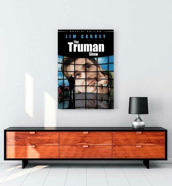 Truman Show 2 kanvas tablo satın al