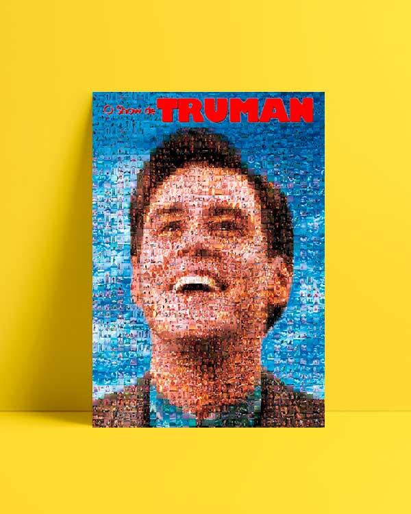 Truman Show film afişi satın al