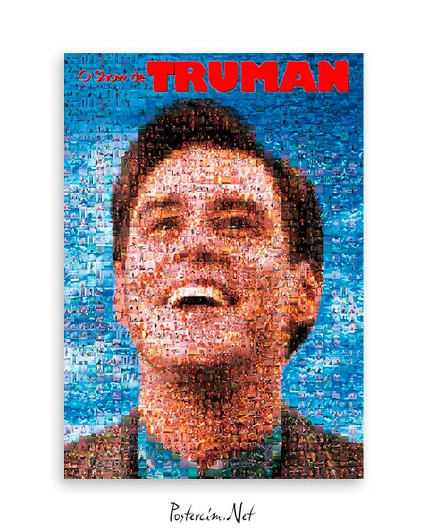 Truman Show poster satın al