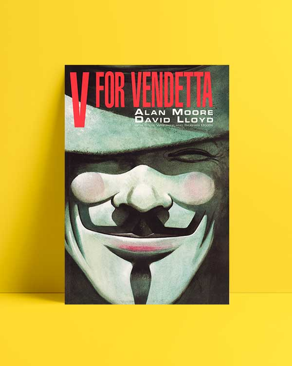 V-For Vendetta Vertigo film afişi satın al