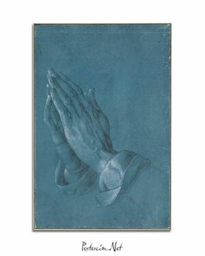 Praying Hands afişi