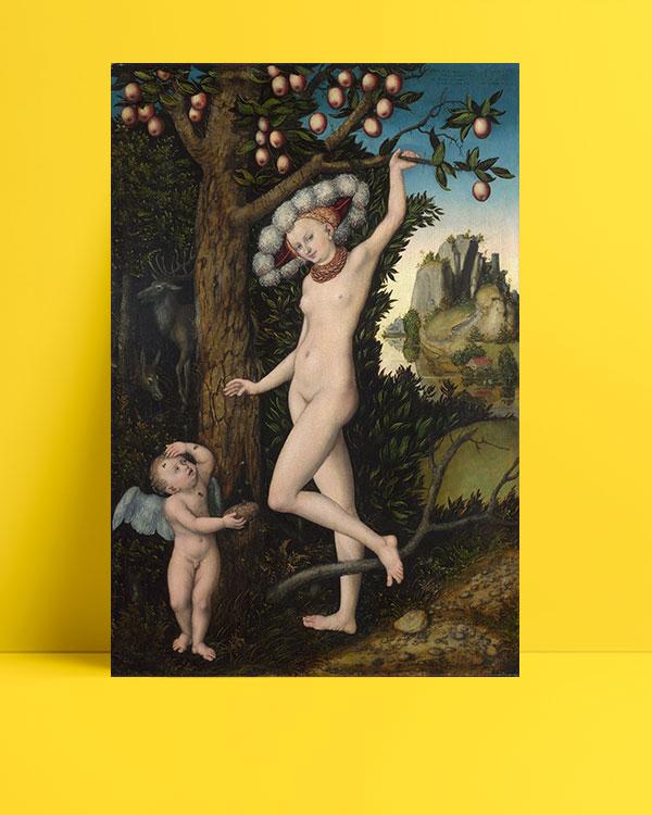 Cupid-complaining-to-Venus-posteri