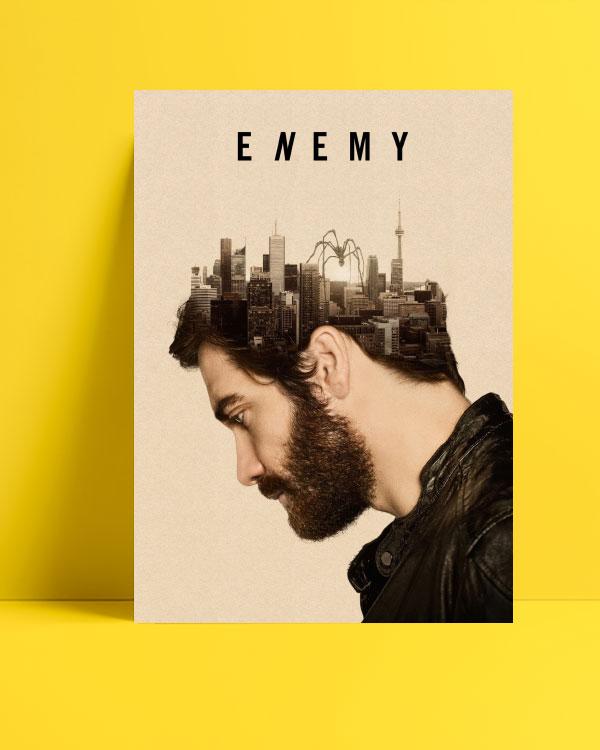 Enemy posteri