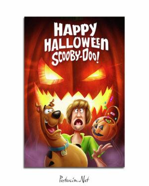 Happy Halloween, Scooby Doo! (2020) afişi