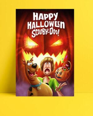 Happy Halloween, Scooby Doo! (2020) posteri