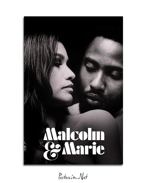 Malcolm&Marie afişi