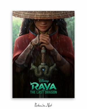 Raya and the Last Dragon (2021) afiş