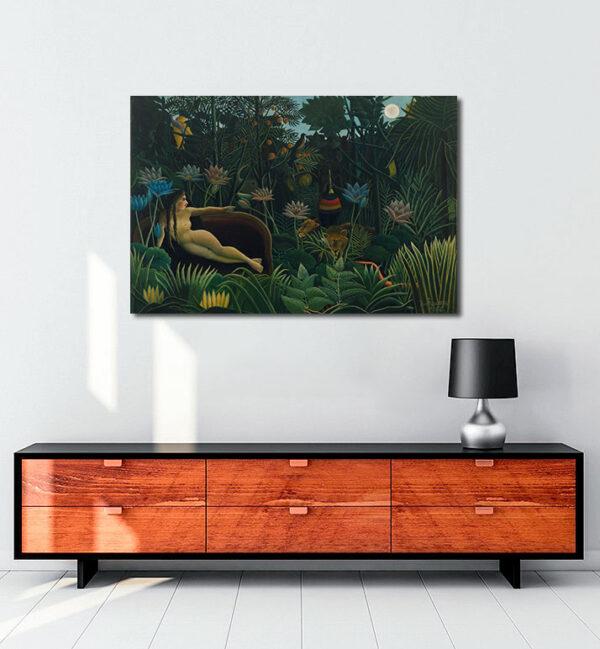 The Dream kanvas tablo