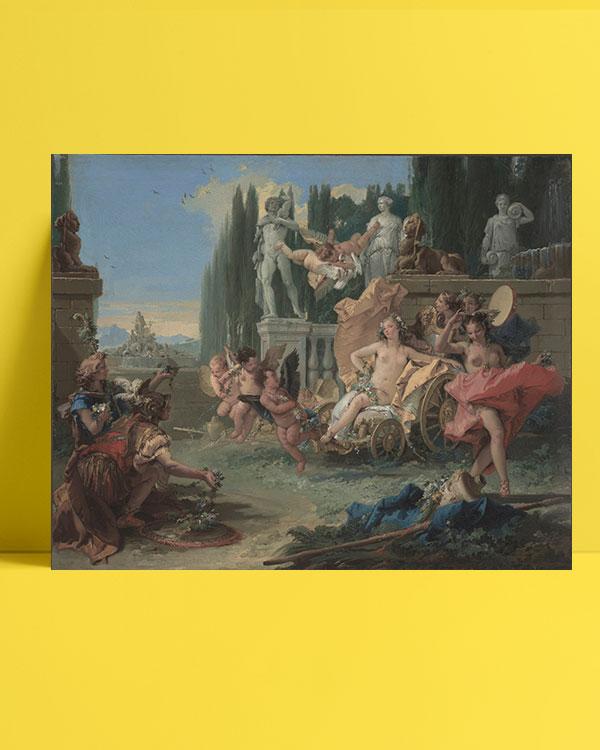 The Empire of Flora posteri