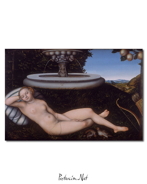The-Nymph-of-the-Fountain-afisi