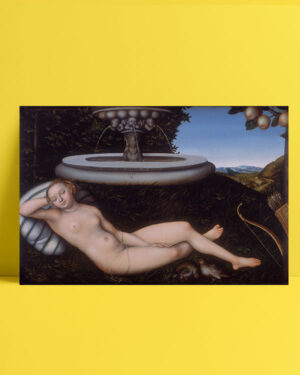 The-Nymph-of-the-Fountain-posteri