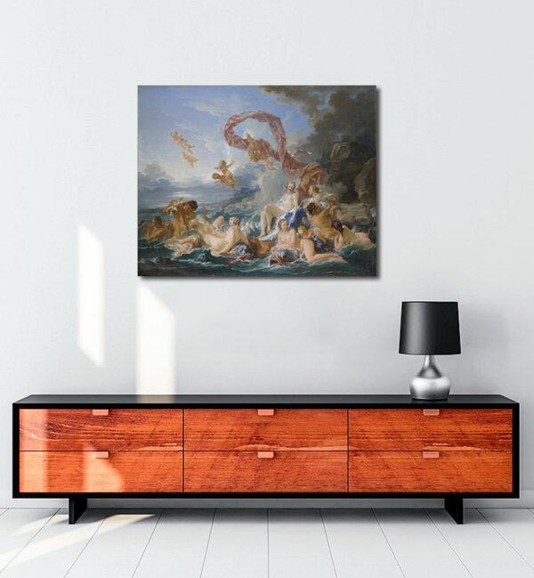 The-Triumph-of-Venus-kanvas-tablo