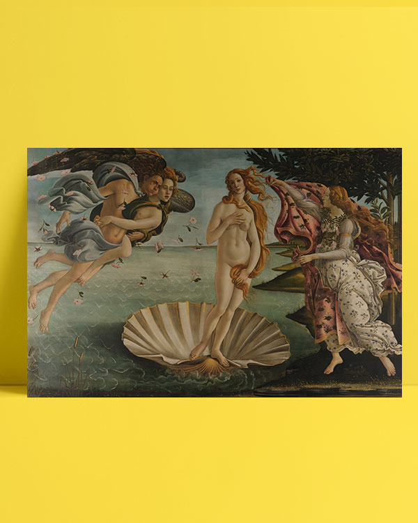 The birth of Venus posteri