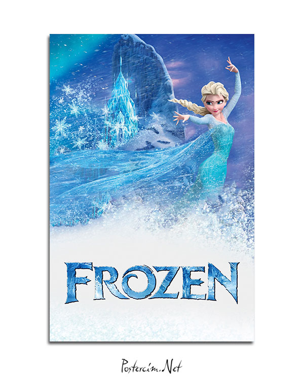 Frozen (2013) afisi