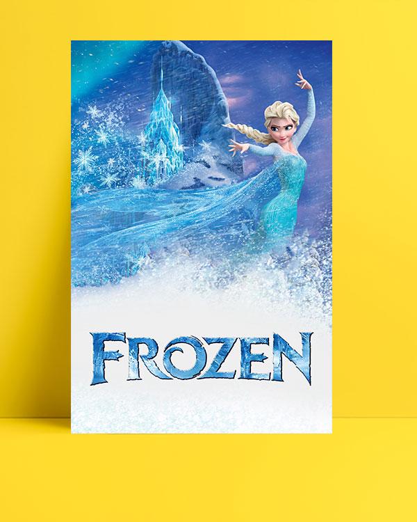Frozen (2013) posteri
