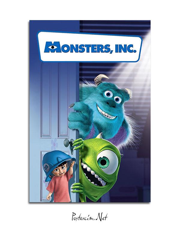 Monsters, Inc. (2001) afisi