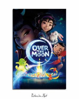 Over the Moon afişi
